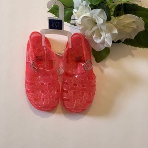 Baby Gap Toddler Girl's Jelly Sandals